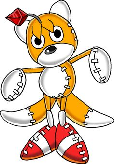 tails doll - Google Search Hedgehog Art, Shadow The Hedgehog, Sonic The Hedgehog, Sonic Fan Characters, Disney Characters, Lol Doll, Super Shadow, Tails Doll, Corpse Party