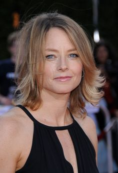 Jodie Foster - my all time number ONE favorite woman in the world