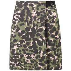 Miss Selfridge Camo