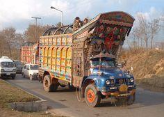 decorative pakistan truck art (10)