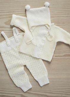 strikket hentesett gutt - Google-søk Knitting For Kids, Baby Knitting Patterns, Knitted Baby Clothes, Other Outfits, Going Home, Carters Baby, Baby Kids, Eminem, Kids Fashion
