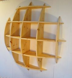 Make a Massironi shelf