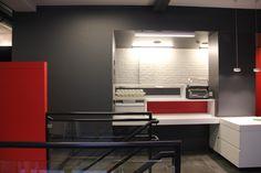 Onderrijdbaar buffet - Hostel Focus Kortrijk