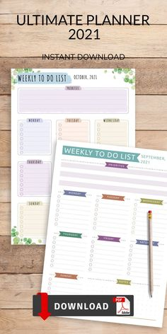 This collection of Weekly Calendar Templates 2021 has a simple design and its structure is easy to use. Feel the easy life with this great tools! Perfect for home and office use. Diary Template, Checklist Template, Journal Template, Timetable Planner, Weekly Hourly Planner, At A Glance Planner, Time Planner, Weekly Calendar Template, Tools