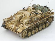 StuG III Ausf F 7.5cm L/43 Sd.Kfz.142/1 Kunihito Kawamura