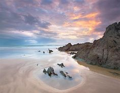 Woolacombe Beach, Woolacombe, Devon ...Can you believe this is England!
