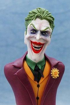 Joker - by cesare @ CakesDecor.com - cake decorating website