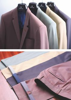 Mix&Match - for hot summer days Spring Summer 2015, Summer Days, Summer Heat, Mix Match, Trousers, Costume, Blazer, Suits, My Style