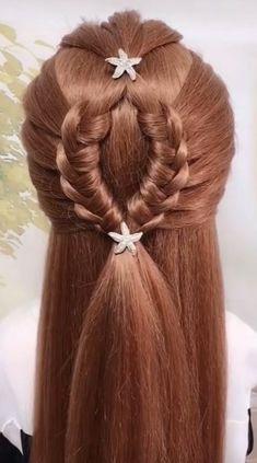 Easy & Quick Hairstyles Braids for Medium Long Length Hair Women Simple Hairstyles braids Easy hair Hairstyles length Long medium Quick Women Hairstyles For Medium Length Hair Easy, Braids For Long Hair, Girl Hairstyles, Braided Hairstyles, Hairstyles Videos, Braids Easy, School Hairstyles, Office Hairstyles, Short Hair