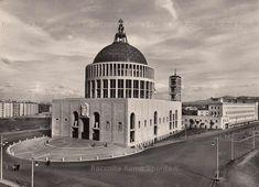 Foto storiche di Roma - Chiesa di San Giovanni Bosco