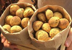 Receita de pão de batata doce fit (Foto: Divulgação)