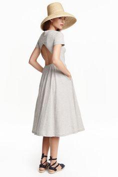 30 Vestido de punto   H&M