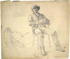 American Masters from Bingham to Eakins, Eastman Johnson