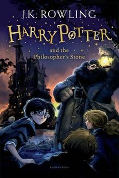Harry Potter and the Philosopher's Stone  Author: J. K. Rowling