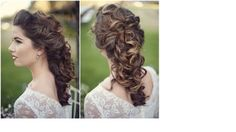 hairstyles for brides with long hair..**pics** | Weddings, Beauty and Attire | Wedding Forums | WeddingWire