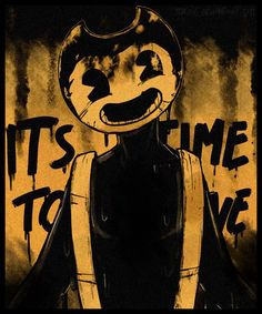 Bendy and The Ink Machine and SMALL FANDOM RANT by FatalToBeLucky13 on DeviantArt