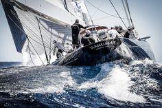 SPAIN, Palma. 19th June 2013. Superyacht Cup. J Class. Race Owww.maxprop.itne. Hanuman.