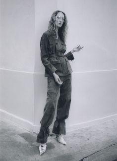 Lorna Foran by Vito Fernicola / The Fashionography