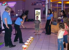 Fun Games before the movie!