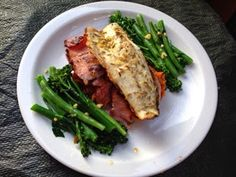 Lemon and Cheese: Jamie's 15 Minute Meals: Sea Bass and Crispy Pance...