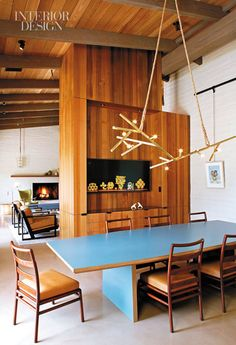 I'd love to do a similar treatment on the basement ceiling of our mid-century ranch.