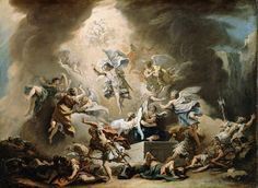 Zmartwychwstanie w malarstwie - http://janadamski.eu/2016/03/zmartwychwstanie-w-malarstwie/