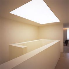 De Camaret House by John Pawson  London 2005