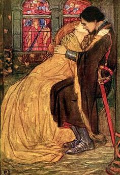 """""""It was their last hour together"""" by Florence Harrison"""
