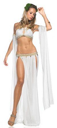 Goddess Of Love Costume - Greek Or Roman Costumes