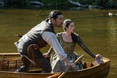 Reign, season 4, episode 8, Uncharted Waters. Lord Bothwell and Queen Mary.