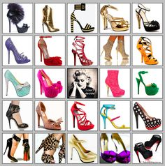 Christmas decisions: How do women know which shoes to buy? by Falcon Writing, via Flickr