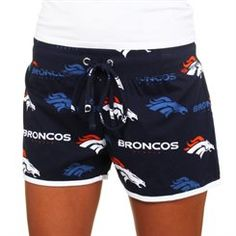 Womens Denver Broncos Apparel - Bronco Clothing for Women, Ladies Gear