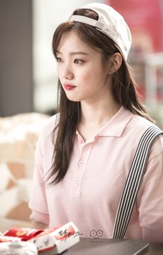 Designer Clothes, Shoes & Bags for Women Korean Actresses, Asian Actors, Korean Actors, Actors & Actresses, Lee Sung Kyung Doctors, Lee Sung Kyung Fashion, Kdrama, Swag Couples, Weightlifting Fairy Kim Bok Joo