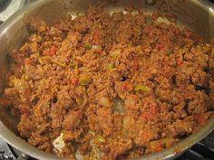 Picadillo Puertorriqueño Basic Recipe