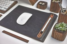 Product design / The Grovemade Desk Collection in technology style fashion main Category