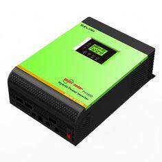 Solar Charger, Solar Battery, Online Ups, Solar Inverter, Solar Power, Display, Button, Easy, Floor Space