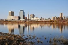 Skyline of Springfield, Massachusetts by MJBarnes, via Flickr