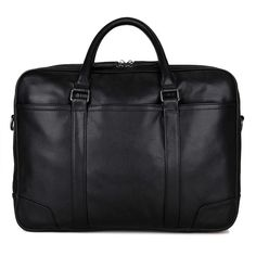 Genuine Vintage Leather Men's Business Handbag