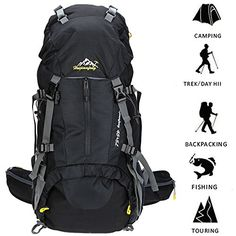 Camping Backpack - 7 Best Hiking backpacks | eStoreCart | Camping ...