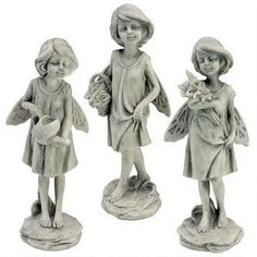 Rose Garden Fairy Statues Was: $12.95           Now: $9.95