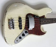 Vintage Fender Jazz Bass