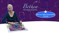 Bethea Jenner : Astrologer & Author, Get a free forecast [Tony Casillas]