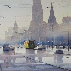Malcolm Beattie, Melbourne
