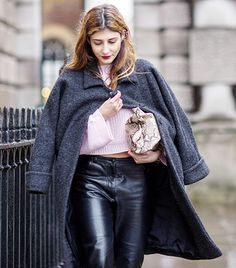 @Who What Wear - The Latest Street Style Photos From London Fashion Week
