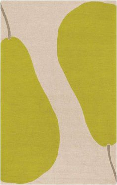 Jaipur Rugs Au Pear in Beige-Green