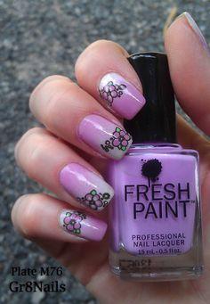 nail stamping - stamping nail art