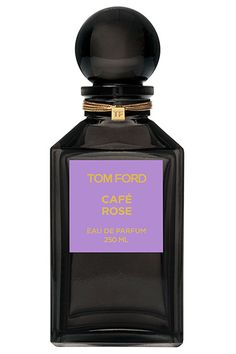 "My Favorite Things: Eugénie Niarchos - Fragrance: ""Tom Ford's Jardin Noir collection."""