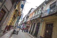 The colors of Havanna, Cuba