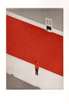 DAZED by Alessandro Gottardo