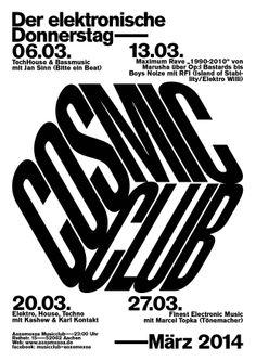 Cosmic Club
